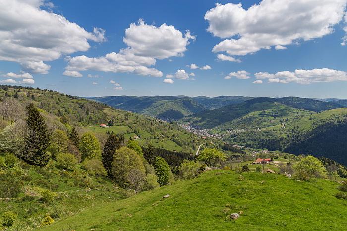 Vogesenausfahrt: Sechs wunderschöne Sommerradtage