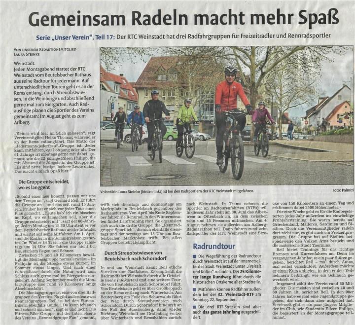 Zeitungsartikel 4